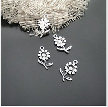 Spring Flower charms for handicraft
