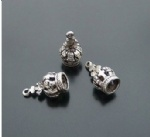 Alloy metal charms for girls decorating
