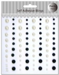 Wholesale self adhesive pearls sticker