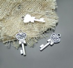 Antique Key charms for decorating
