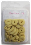 Murphy novelty plastic buttons collection for scrapbooking