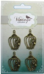 Decorative Vintage Alloy Charms
